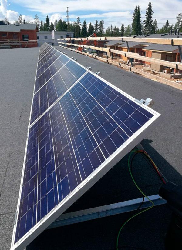 крепления для солнечных панелей