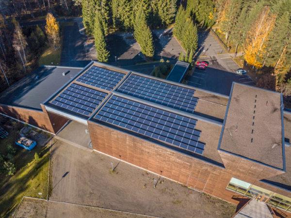 решения для солнечных панелей